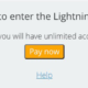 How to pay the Bitcoin Paywall?