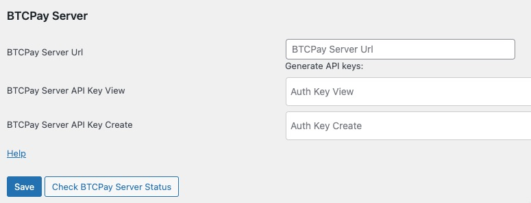 Pairing the Lightning Paywall with the BTCPay Store